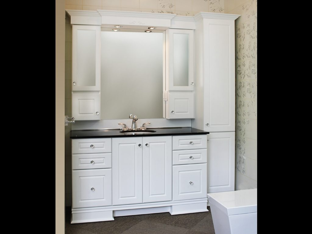Vanico Classictraditional Collection Bathroom Vanity For Toronto