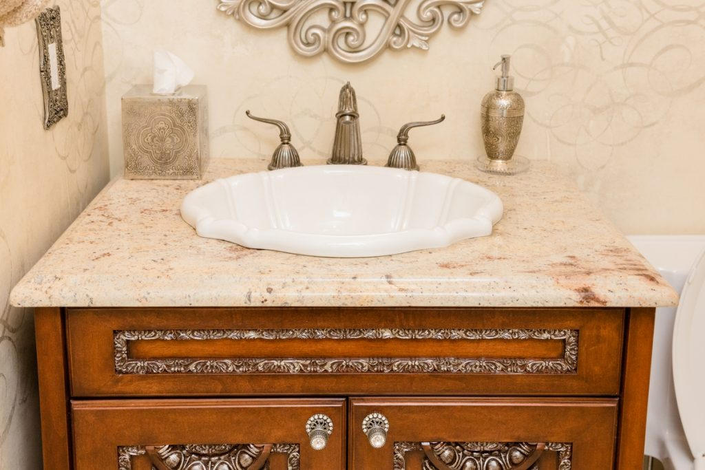 What To Look For In A Bathroom Vanity Top Lets Get Stoned