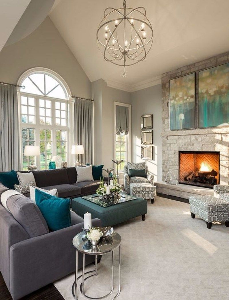Worried About Going Gray Dont Be These Living Room Decor Ideas