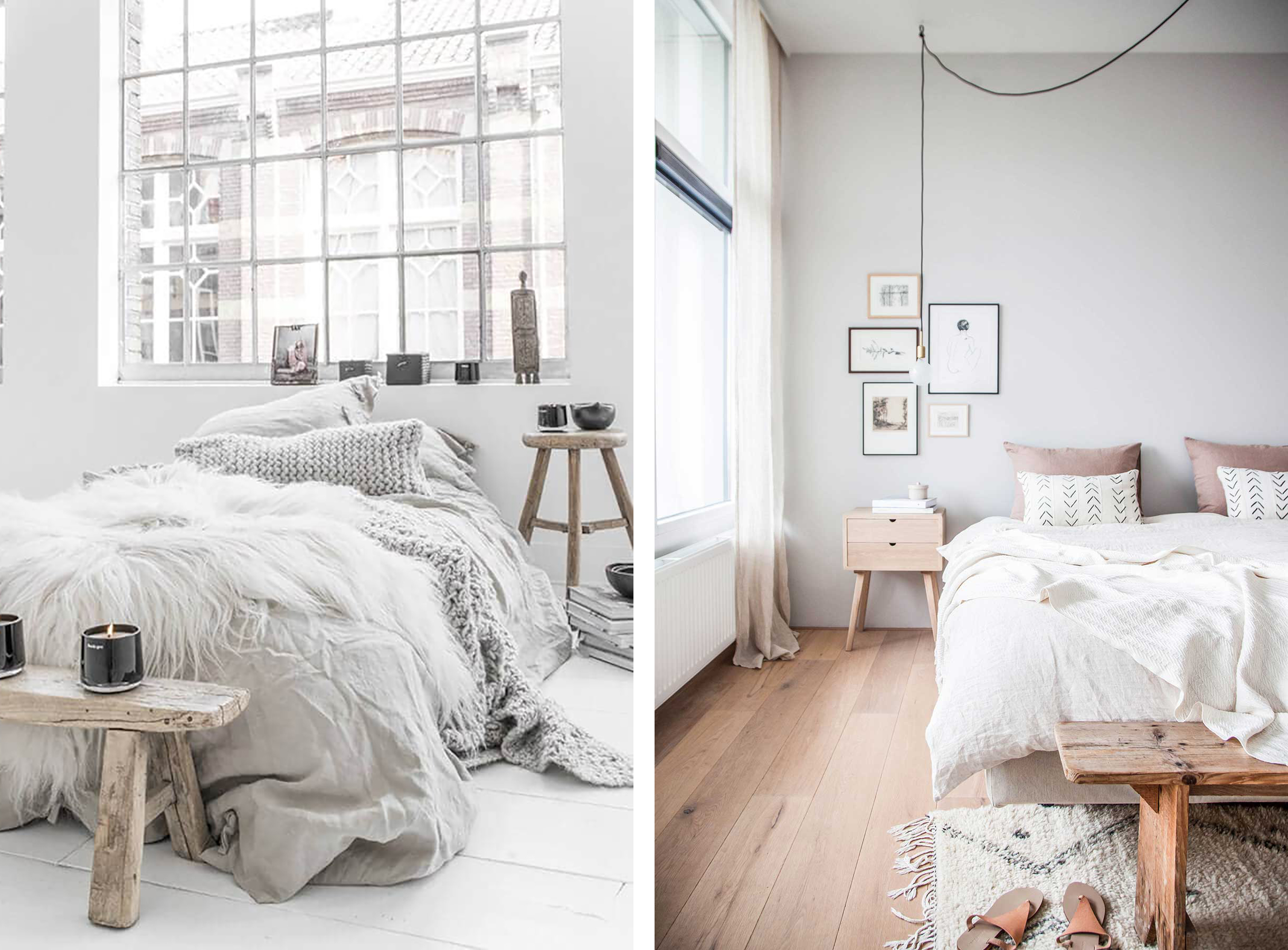 10 Tips For Creating A More Serene Bedroom Happy Grey Lucky