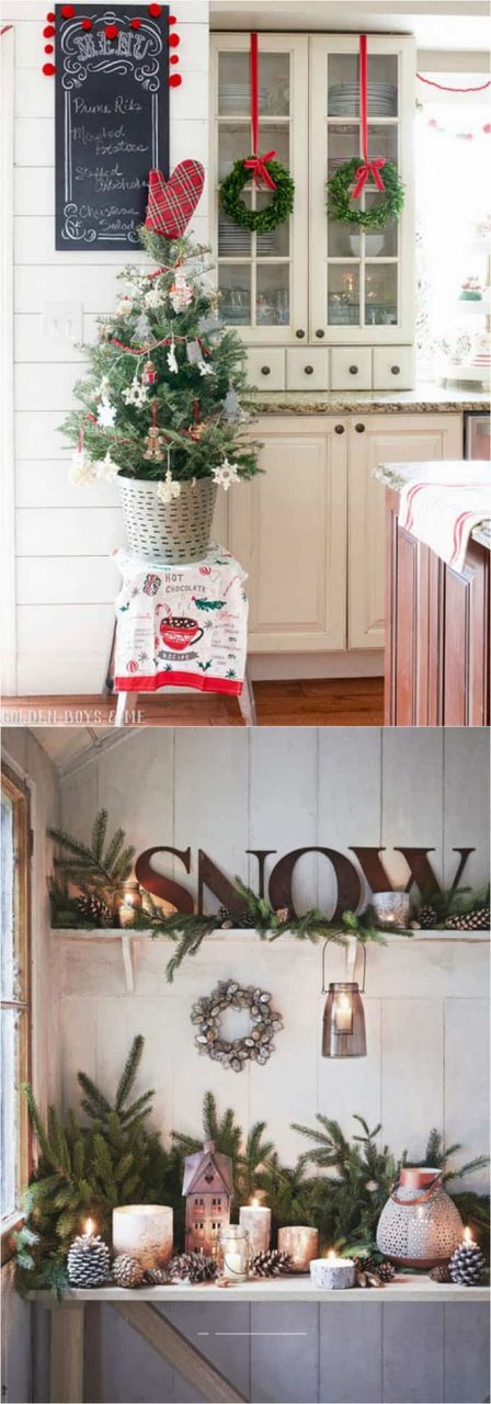 100 Favorite Christmas Decorating Ideas For Every Room In Your Home