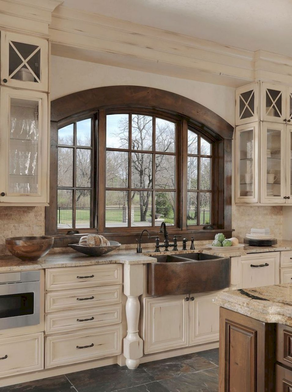 125 Modern Rustic Farmhouse Kitchen Cabinets Ideas Kitchen Remodel