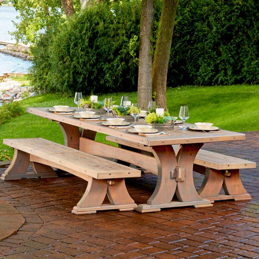 14 Picnic Tables You Have To See To Believe The Family Handyman