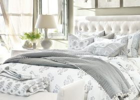 White and Neutral Bedroom Ideas
