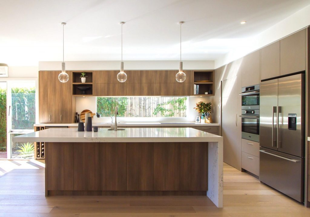 15 Lovely Contemporary Modern Kitchen Design Ideas For 2018