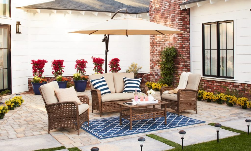 15 Ways To Furnish Your Patio On A Budget Overstock