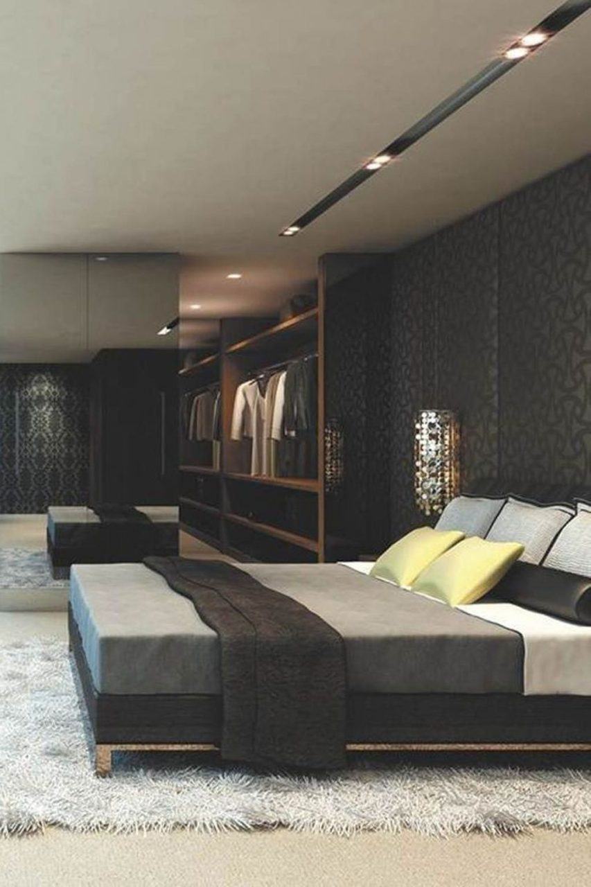 20 Modern Bedroom Decorating Ideas For Men Bedroom Decoration
