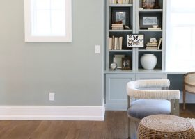 Neutral Living Room Color Trend