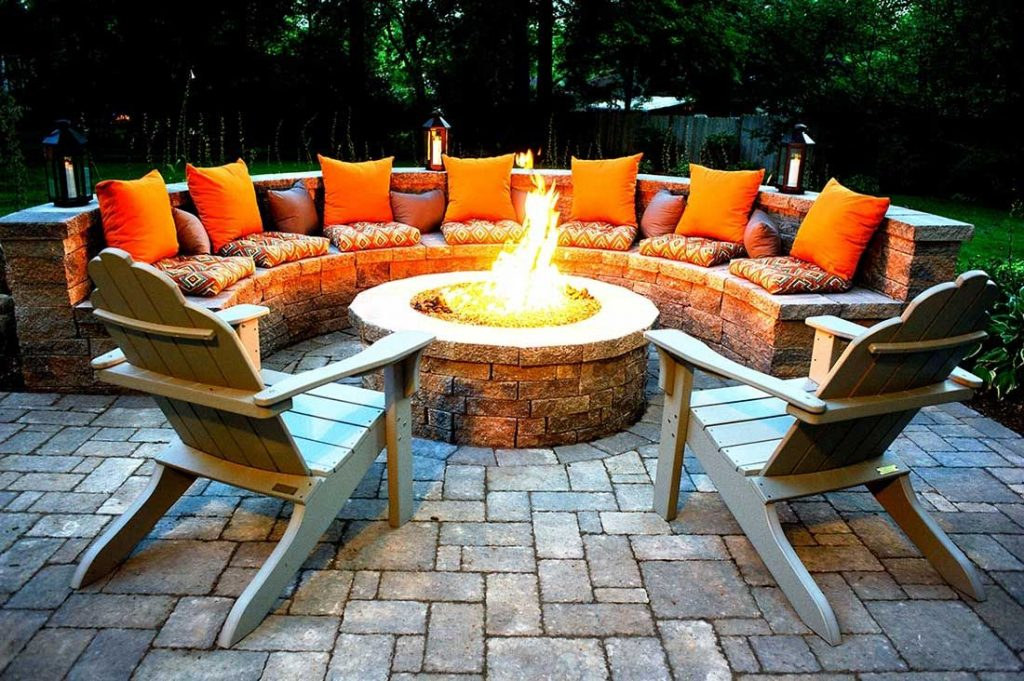 21 Amazing Outdoor Fire Pit Design Ideas Landscaping Fire Pit