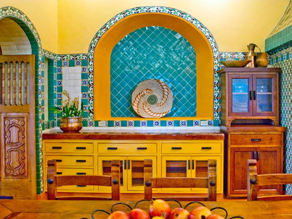 30 Colorful Kitchen Design Ideas From Fantasy Furniture