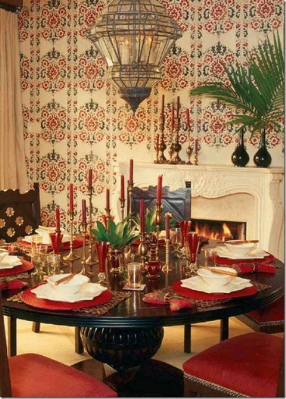 30 Inspired Image Of Moroccan Dining Room Dining Room Furniture