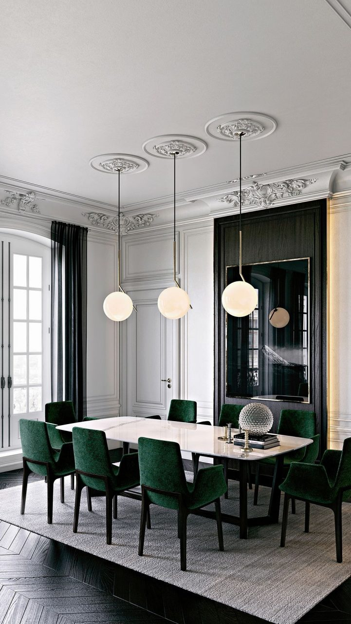 30 Modern Upholstered Dining Room Chairs Dining Room Decorating