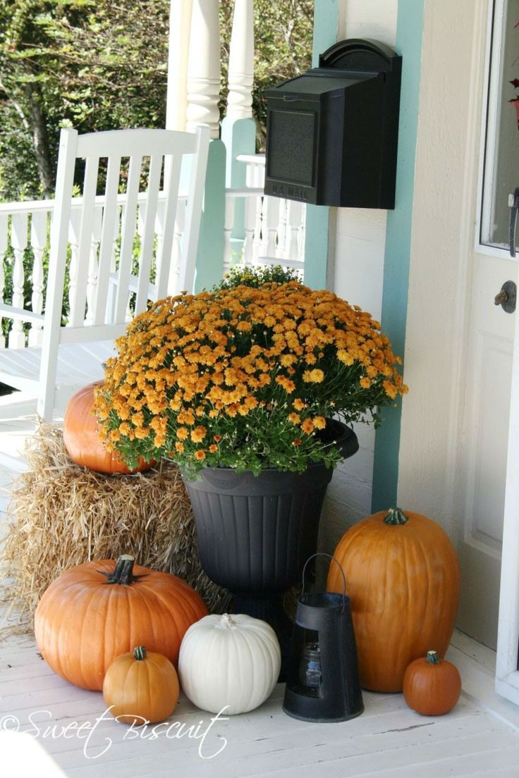 35 Front Porch Decoration Ideas For Fall Decorating For Fall