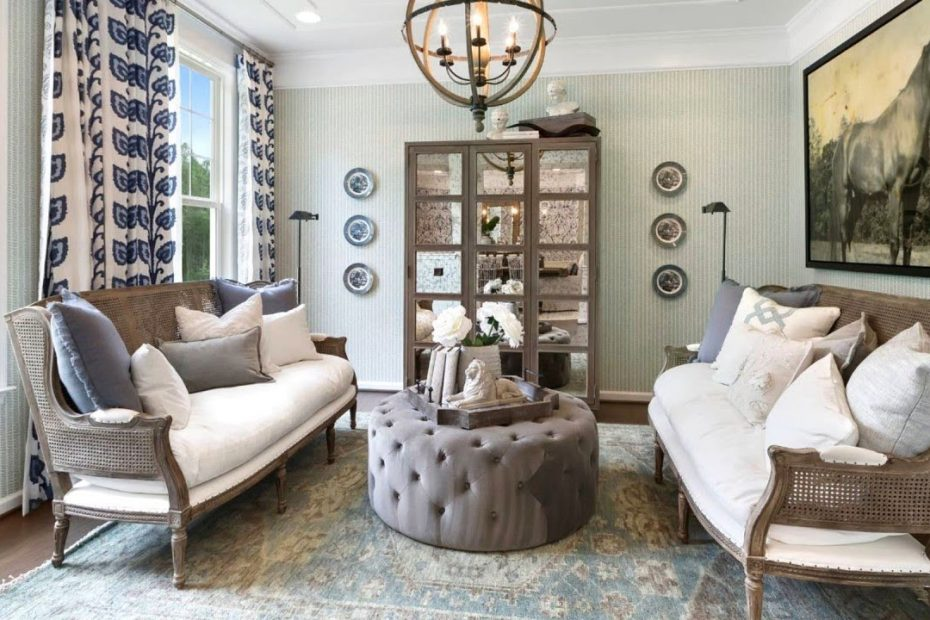 45 French Country Living Room Ideas Youtube