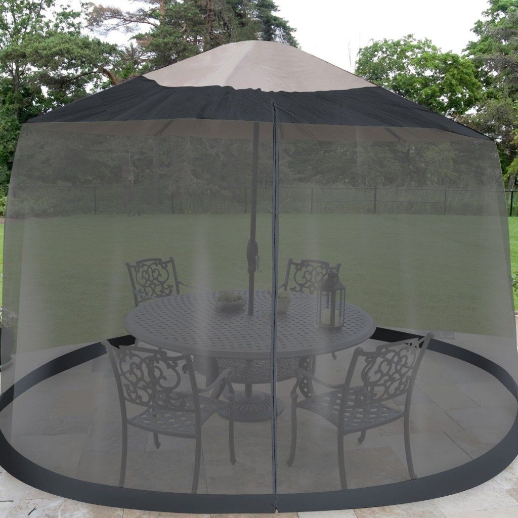 5 Best Umbrella Table Screen Keep Pests From Bothering Your