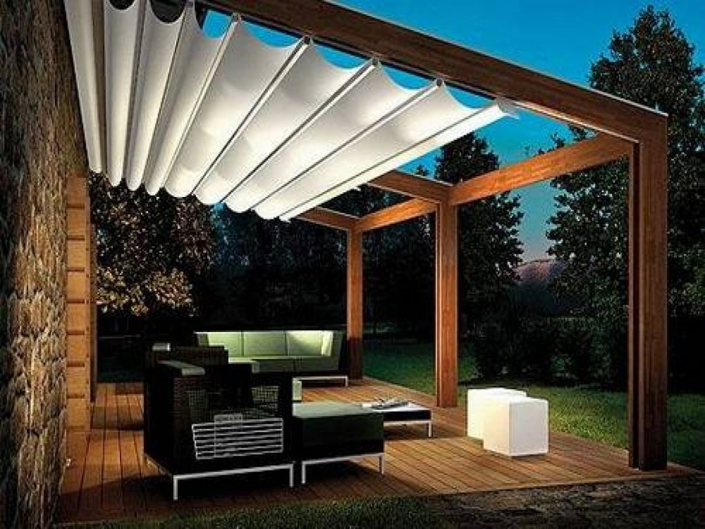 Accessories Ravishing Lawn Garden Pergola Design Steel Front Ideas