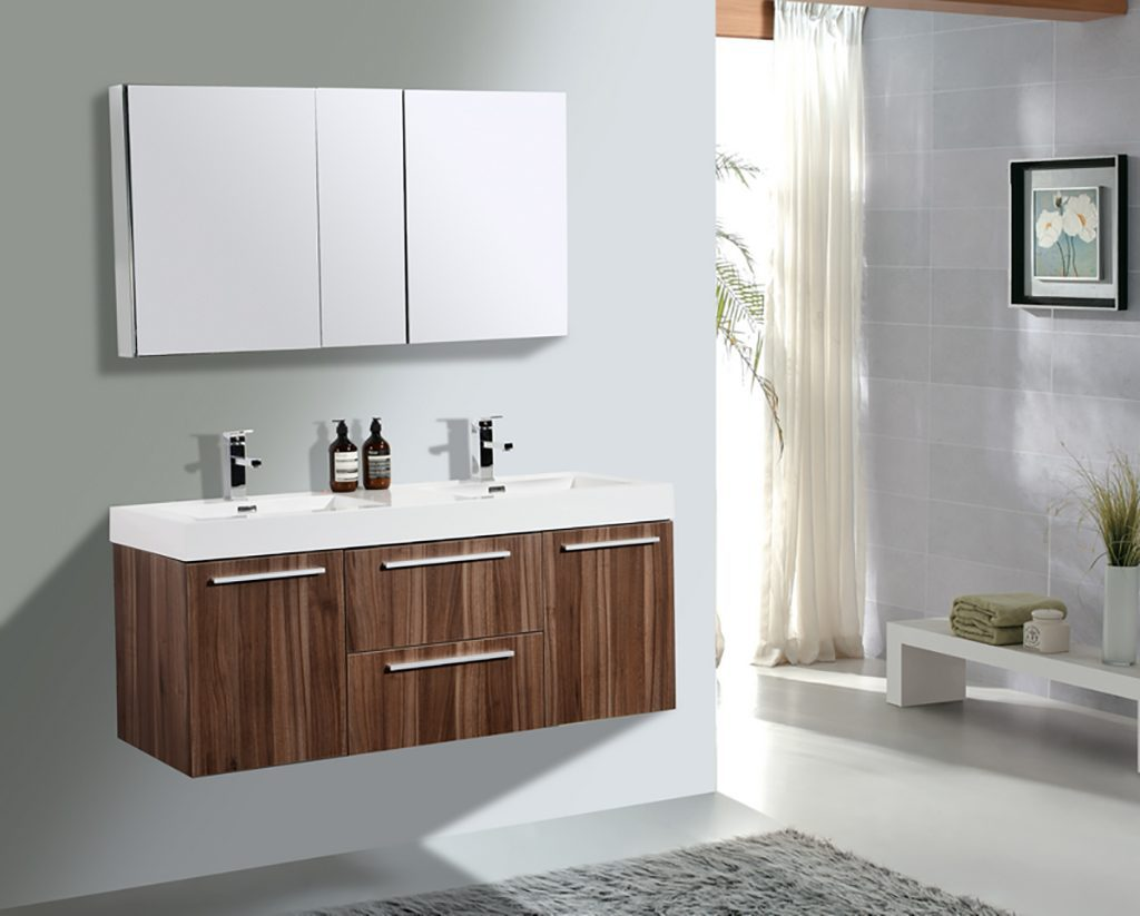 Advantages When You Buy Wall Mount Bathroom Vanities In Miami