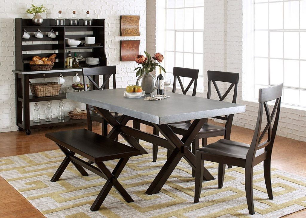 Alicia Dining Room Collection Leons Brandis House Pinterest
