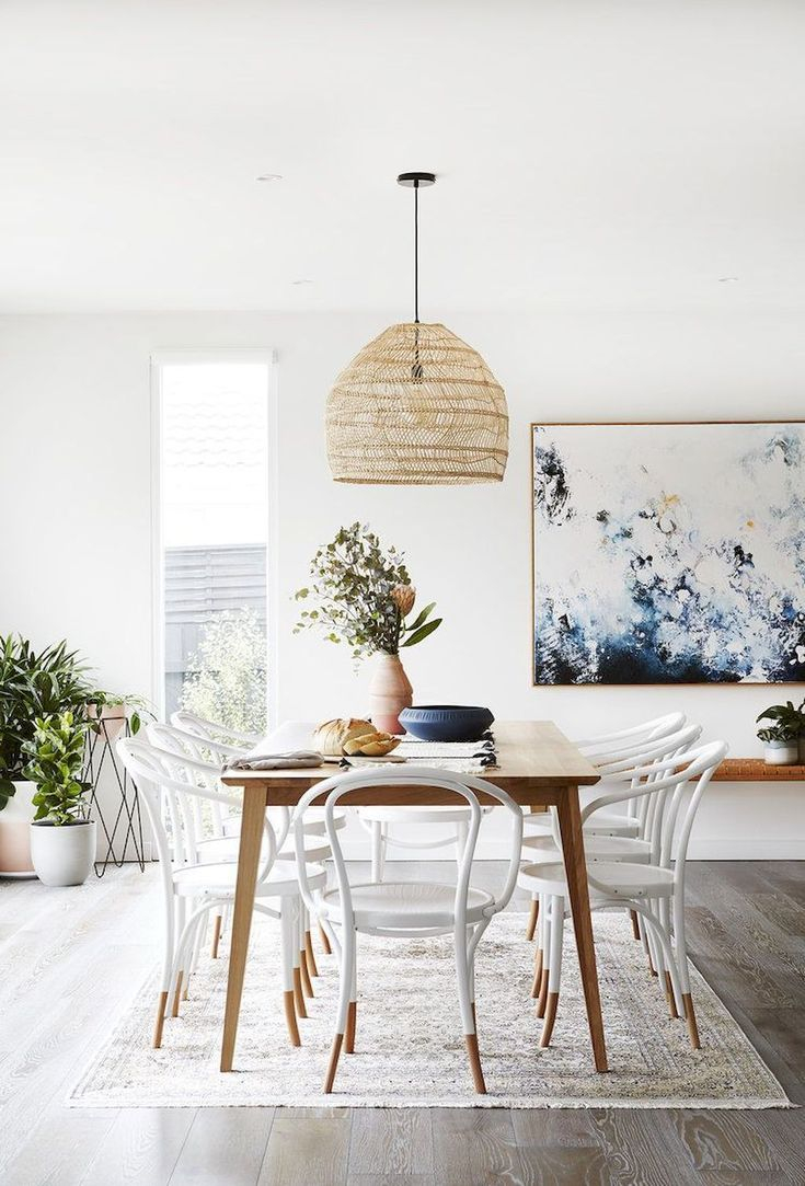 Amazing Scandinavian Dining Room Interior Idea Pinterest