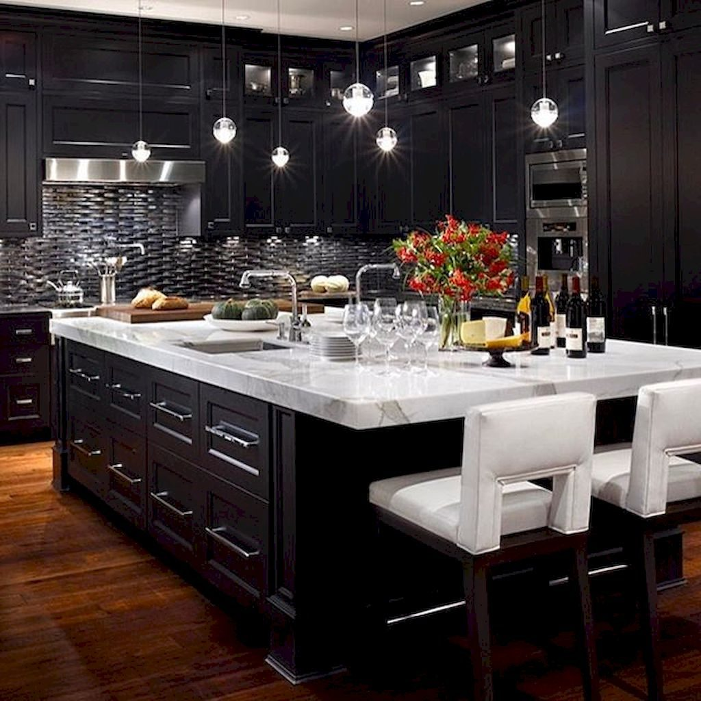 Awesome Black And White Kitchen Floor Tiles Carribeanpic