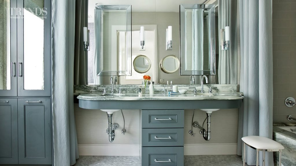 Bathroom Renovation Best Use Of Small Space Mark Williams