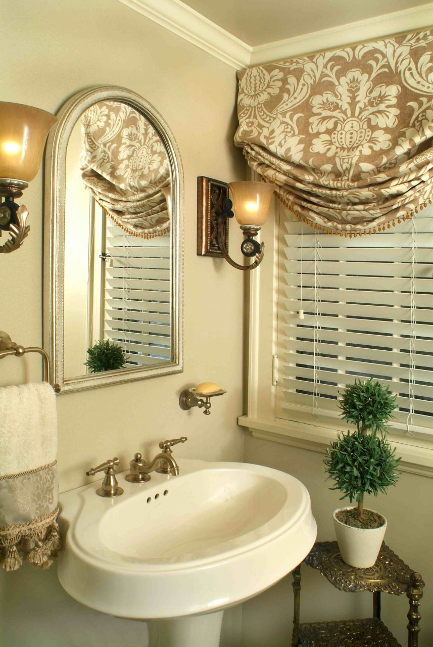 Bathroom Valance Ideas Curtains Decoration Ideas Drapes