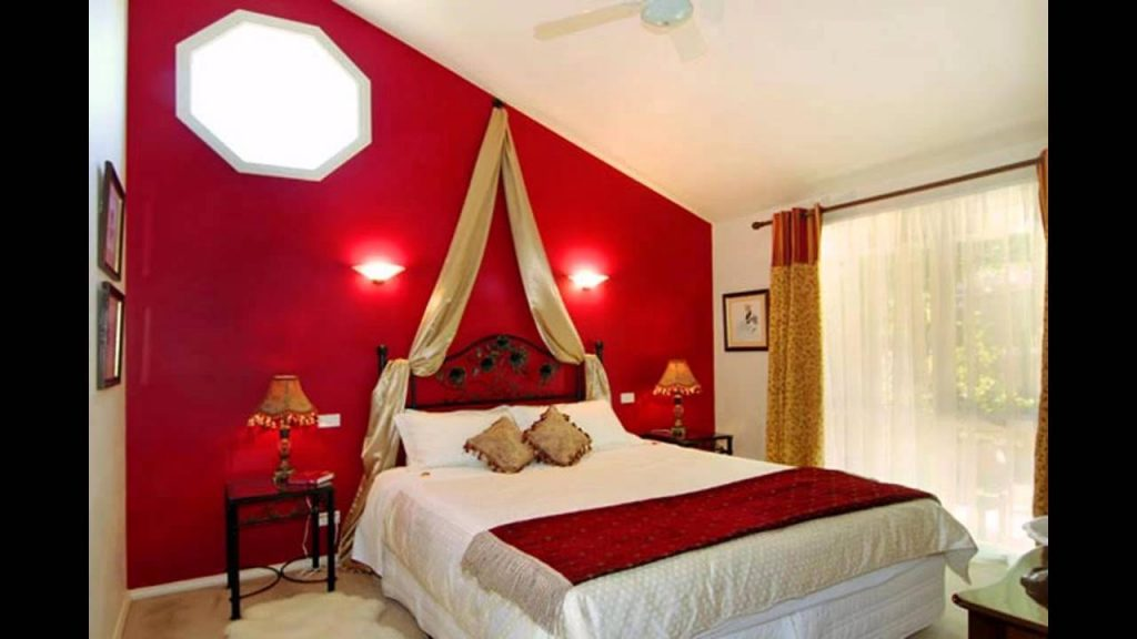 Bedroom Color Ideas Red Bedroom Decorating