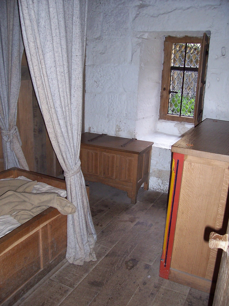 Bedroom Monks Cell Mount Grace Priory Maintained Engl Flickr