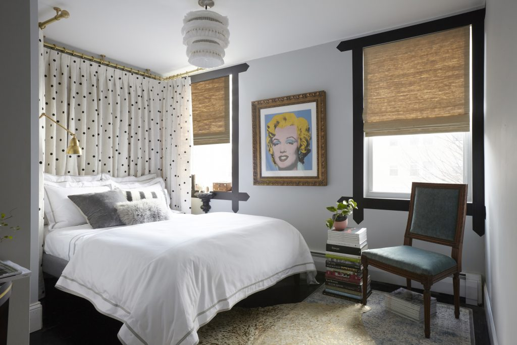 Bedstuy Bedroom Makeover Megan Pflug Designs