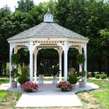 Best Ideas Wedding Gazebo Decorations Code Ambiance Decor
