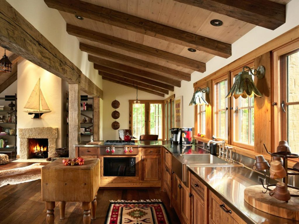Besthouzz Cozy Country Style Kitchen Design 2 Of 6 Besthouzz Cozy