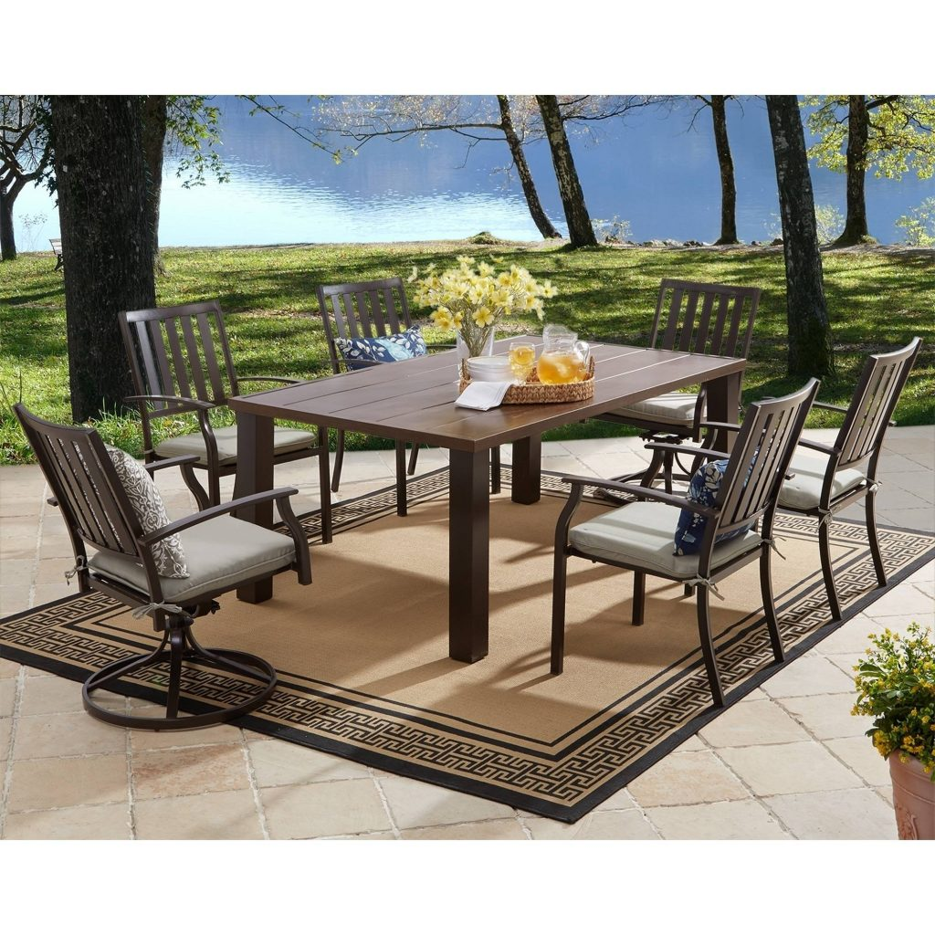 Better Homes And Gardens Camrose Farmhouse Mix Match Dining Table