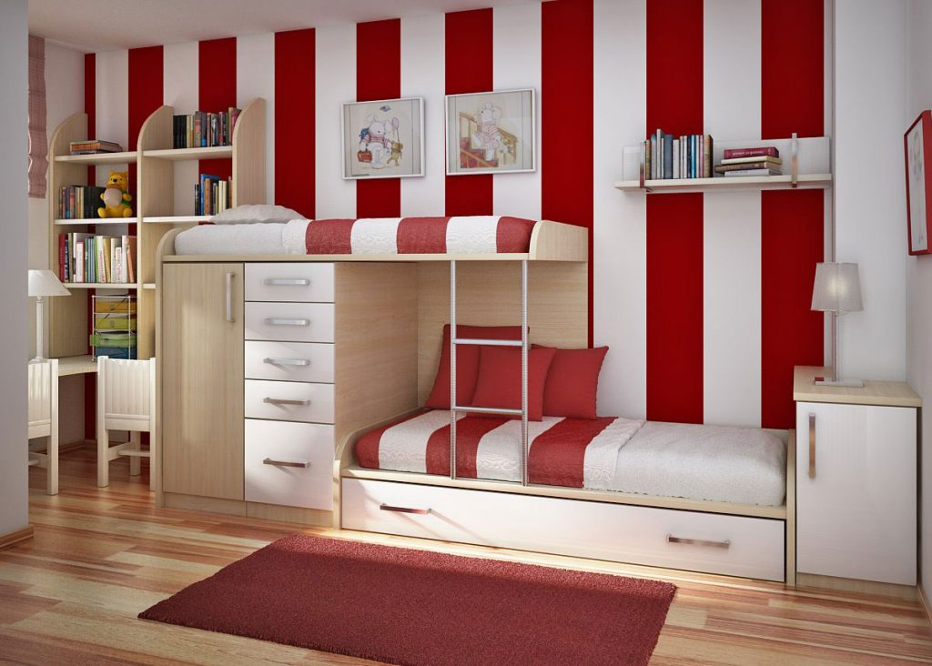 Black And White Bedroom Ideas Alluring Red White Bedroom Designs