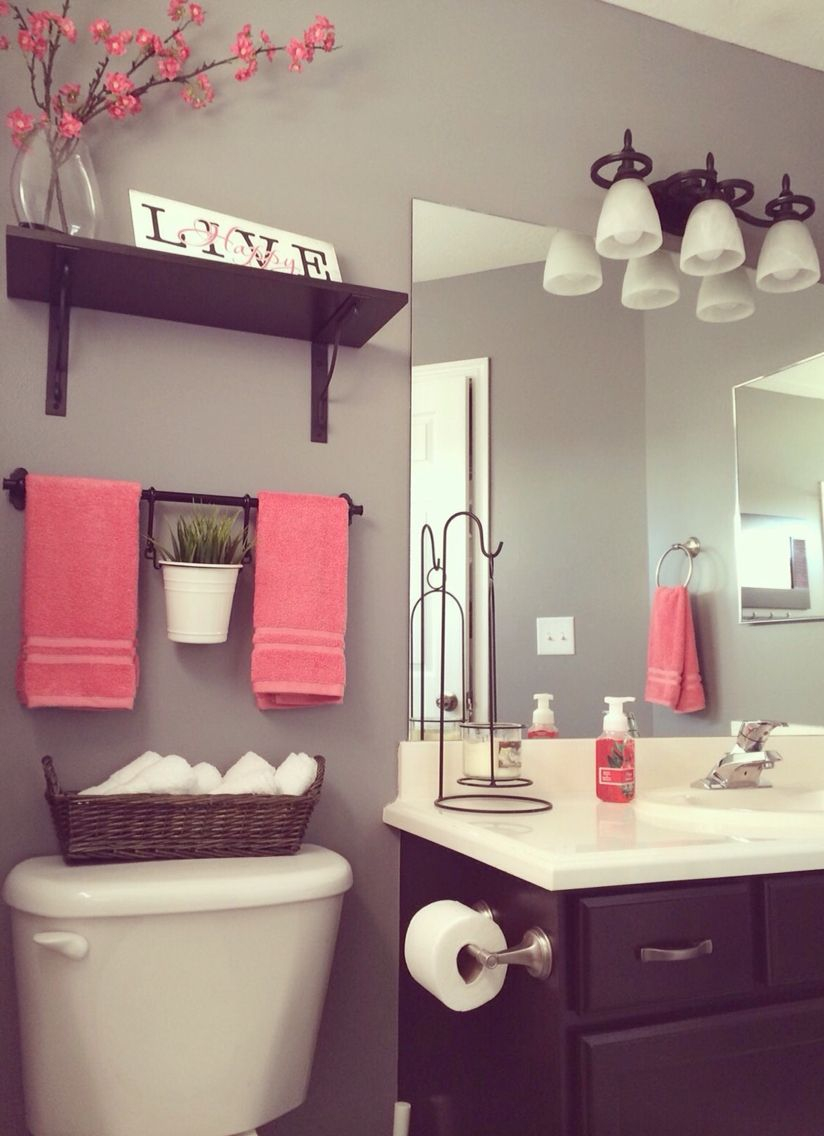 Blog Home Decor Pinterest Bathroom Small Bathroom And Home Decor