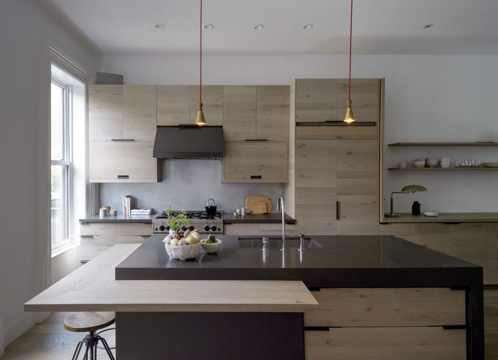 Brooklyn Kitchen Design With Custom Wood Cabinets Workstead