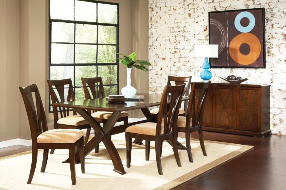 Buy Casey Casual Dining Room Set Steve Silver From Www