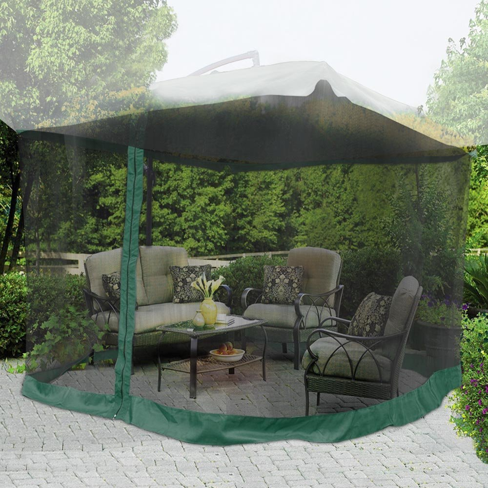 Buy Yescom 9x9 Green Mosquito Netting Screen Mesh Net For Outdoor