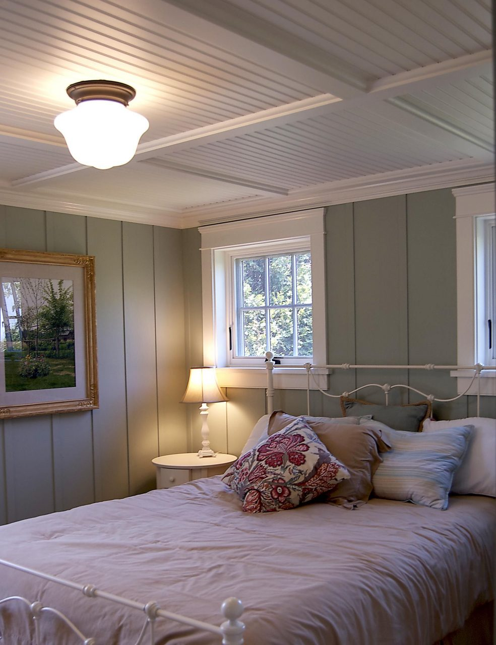 Ceiling Colours For Bedroom Gulfshoredesign Cottage Bedroom With