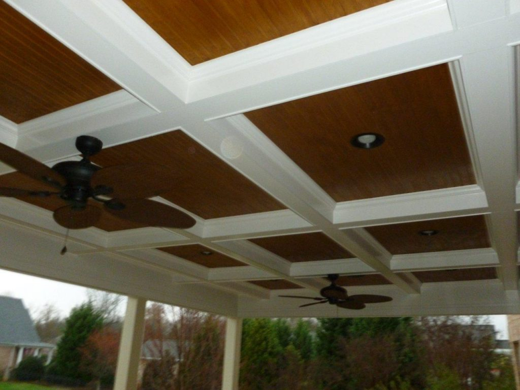 Ceilings For Screen Porches Including Tongue And Groove Archadeck