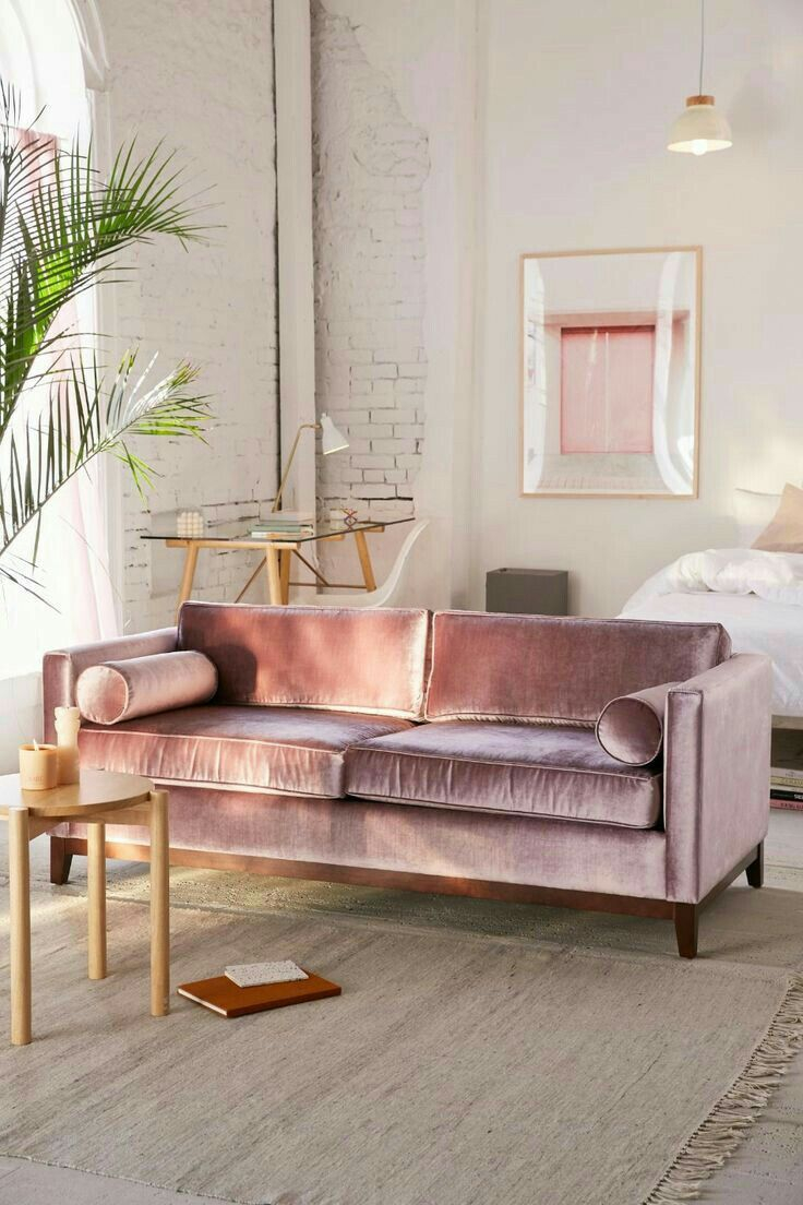 Couch Color Humble Abode In 2019 Pinterest Home Decor Velvet