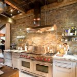 Cozy Country Rustic Kitchen