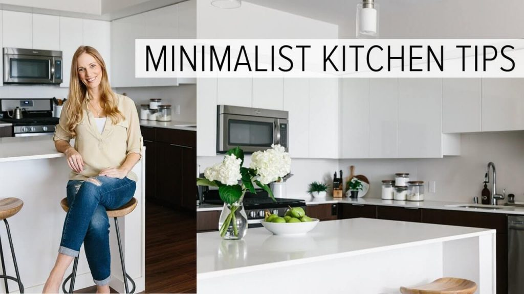 Creating A Minimalist Kitchen Tips To Clean Declutter And Simplify