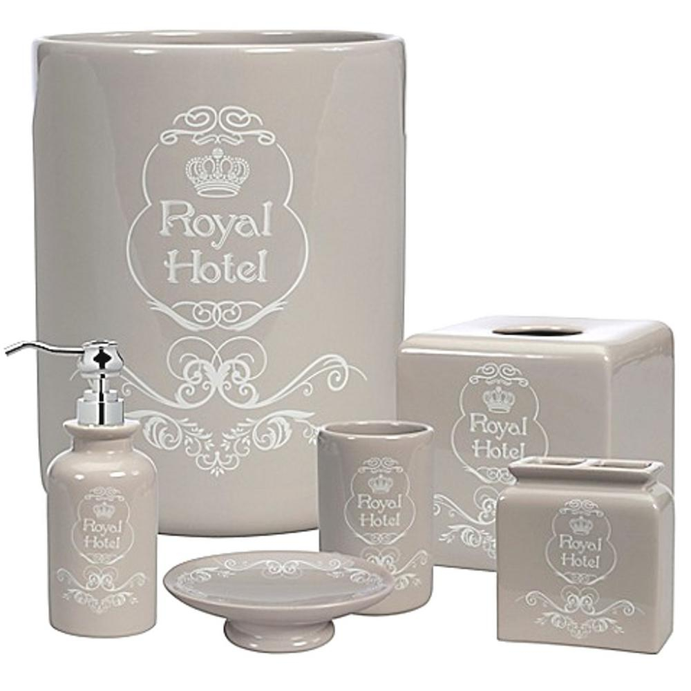 Creative Bath Creative Bath Royal Hotel 8 Piece Ceramic Bath