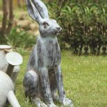 Creative Co Op Resin Rabbit Statue Reviews Wayfair Creative Co