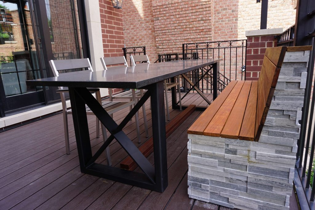 Custom Outdoor Furniture Denver Roof Decks Pergolas And