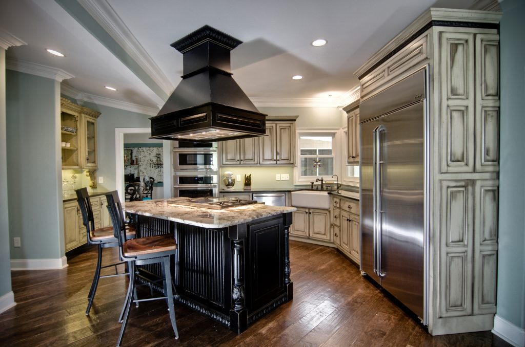 Decor Classy Island Range Hoods For Kitchen Decoration Ideas