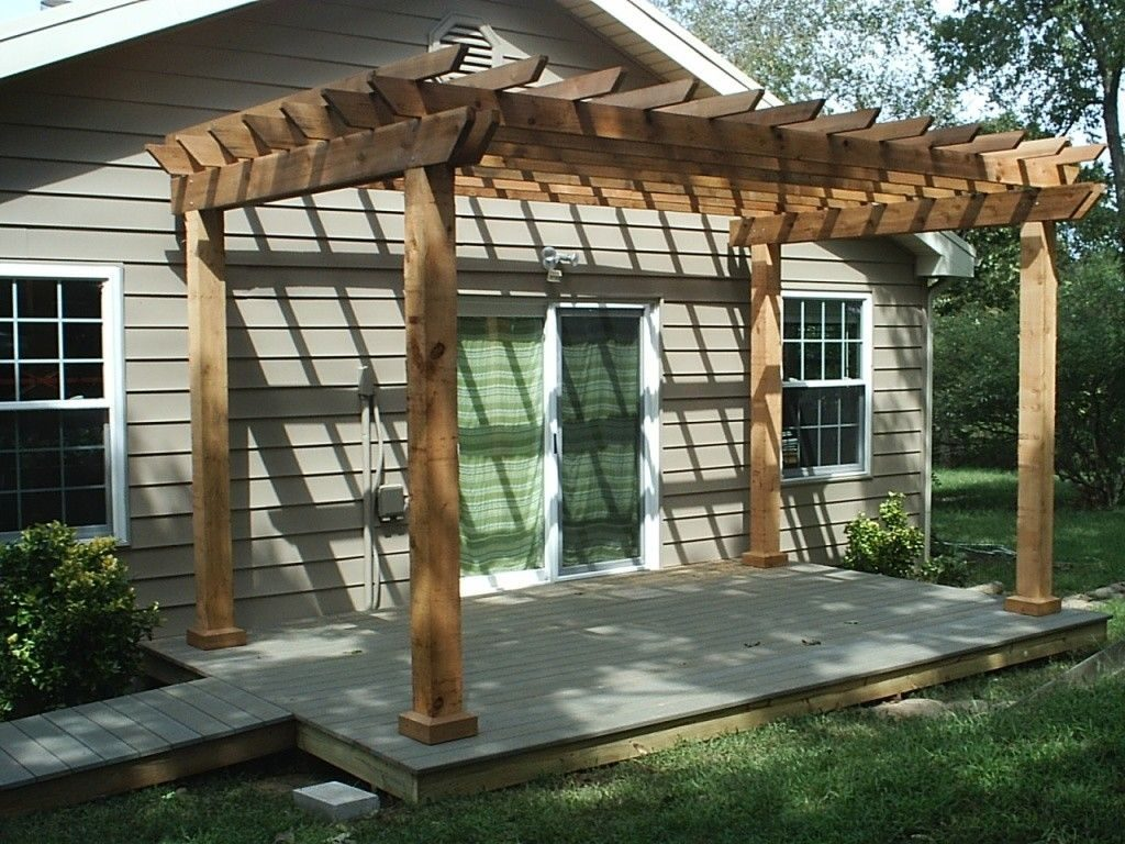Decorating Modern White Pergola Arbors And Pergolas Designs Pergola