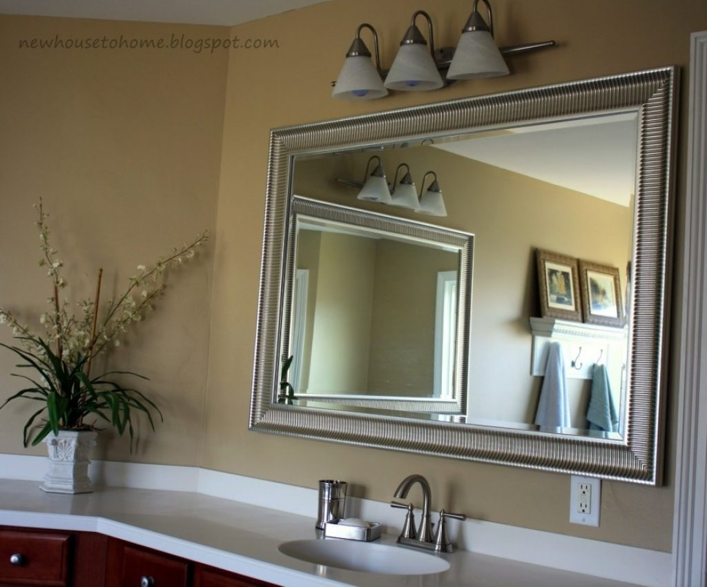 Decorative Wall Mirrors For Bathrooms Decorative Mirrors For