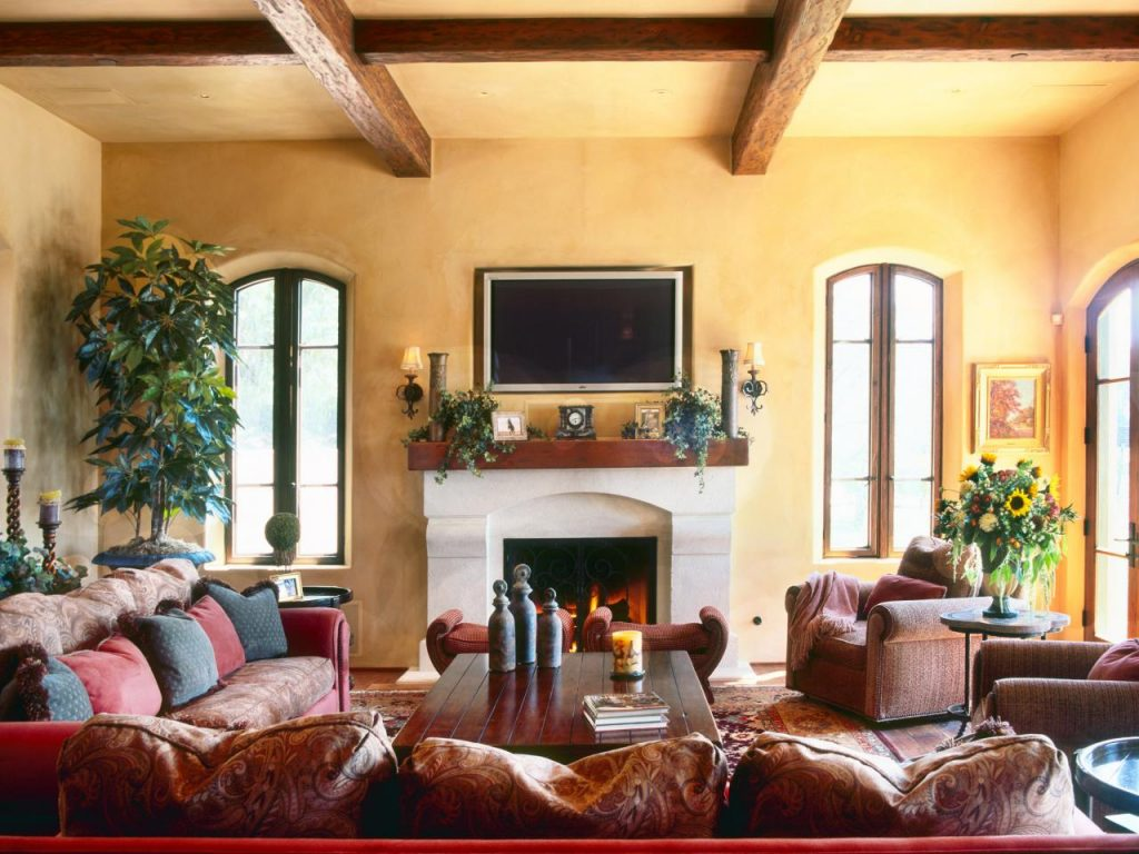 Describing Decorating Living Room In Spanish Maxmanpowertruth