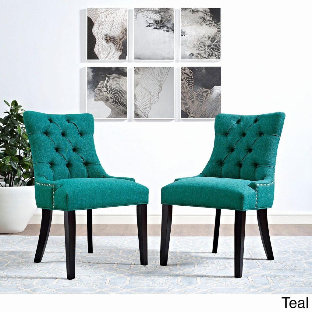 Dining Chair Teal Color Dining Chairs Heavy Duty Dining Chairs